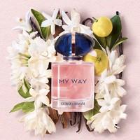 新品发售:Armani 阿玛尼 MY WAY自我无界香水 30ml(赠高定护照夹)
