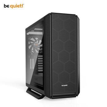 Be quiet! 德商必酷 SILENT BASE 802侧透版 黑色机箱