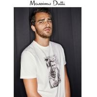 Massimo Dutti 01416212712 男士T恤