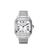 Cartier 卡地亚 SANTOS DE CARTIER腕表系列 41.9毫米自动上链腕表 WSSA0029
