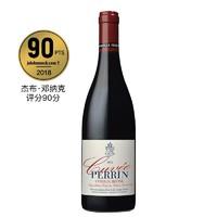 佩兰家族 珍藏罗纳河谷丘AOC 干红葡萄酒 750ml 2018年份