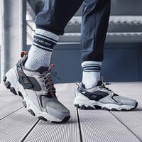 SKECHERS/斯凯奇/男士复古绑带运动鞋休闲鞋