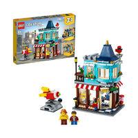 百亿补贴:LEGO 乐高 Creator3合1创意百变系列 31105 城镇玩具店