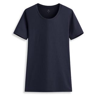 lativ 诚衣 女士圆领短袖T恤 35218