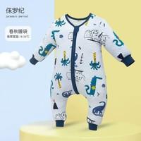 X-MUM 婴儿纯棉睡袋 春秋款