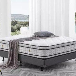 AIRLAND 雅兰 宫廷PLUS版 双面垫层独袋弹簧床垫 180*200*33cm