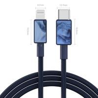 ifory 安福瑞 苹果MFi认证 Type-C转Lightning PD数据线 0.9米 *2件