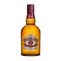 88VIP:CHIVAS 芝华士 12年苏格兰威士忌 500ml