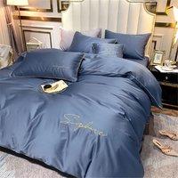 猫人 60支长绒棉四件套 床单款 1.5-1.8m床