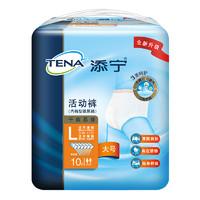 TENA 添宁 成人纸尿裤 L 10片