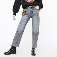 ONLY 120132511 女款做旧牛仔裤