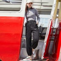 VERO MODA 320450007 女士复古机能风潮流感工装休闲裤