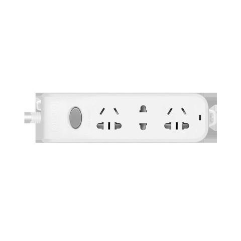 欧普插排插座多功能插座接线板插头拖线板带线插线板转换器