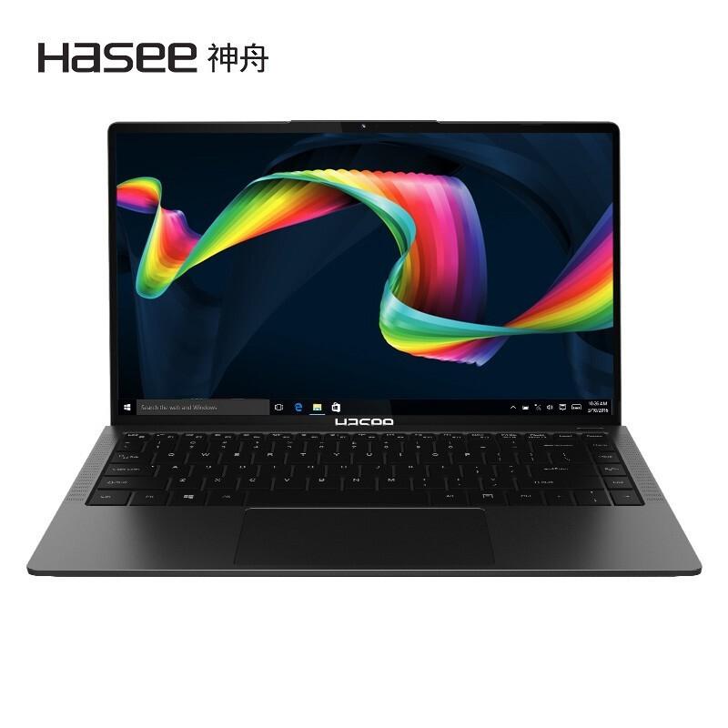 HASEE 神舟 优雅 X4-2021A5 14英寸笔记本电脑(i5-1135G7、8GB、512GB、锐炬Xe)