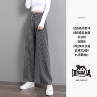 LONSDALE JXL032510289 女式韩版阔腿裤