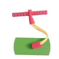 儿童青蛙跳玩具弹跳器杆跳跳鞋幼儿园运动健身娃娃感统训练器玩具