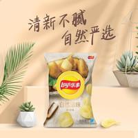 Lay's  乐事   自然滋味薯片 海盐味 65克 *3件