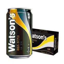 Watsons 屈臣氏 苏打汽水  330ml*24罐 *2件