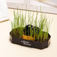 大英博物馆 盖亚·安德森猫 桌面种草小摆件