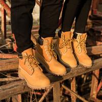 Timberland 添柏岚 10361 女士工装靴
