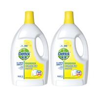 Dettol 滴露 衣物除菌液 清新柠檬 3L*2瓶装 *2件 +凑单品