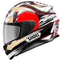 日本进口SHOEI头盔摩托车机车赛车公路全盔 男女骑士防雾头盔Z7 招财猫 XL