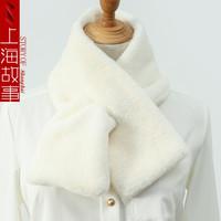 京东PLUS会员:shanghai story 上海故事 W16491 女士围巾 *2件
