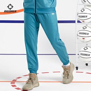 RIGORER 准者 Z120411663 男款针织运动休闲裤 *3件