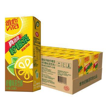 ViTa  维他   柠檬茶  250ml*24盒  *5件