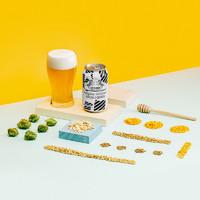 临期品:Zebra Craft   斑马精酿  小麦啤酒  330ml*12瓶