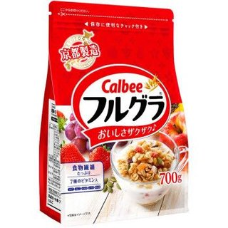 Calbee  卡乐比   水果麦片  700g *3件