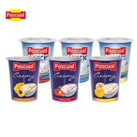 PASCUAL 帕斯卡 全脂风味酸奶 125g*4杯