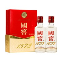 LUZHOULAOJIAO 泸州老窖    浓香型白酒  50ml*2瓶