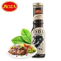 露莎士 黑胡椒酱290g 泰国进口食品调味品调味酱 黑椒汁牛排酱意大利面酱 *4件