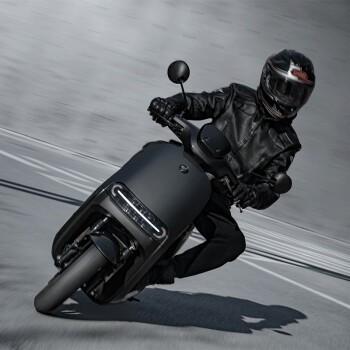 Ninebot 纳恩博 E200P ONE 电动摩托车 时速100km/h