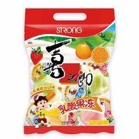 有券的上:XIZHILANG 喜之郎  乳酸果冻 混合口味 495g  *5件