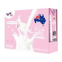Theland 纽仕兰 A2-β酪蛋白 全脂纯牛奶 200ml*3盒 *3件