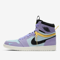 "新品发售:Air Jordan 1 High Switch ""Purple Pulse"" 男子运动鞋"