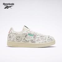 Reebok 锐步 猫和老鼠联名款 CLUB C 85 MU FX4011 男女款复古休闲鞋