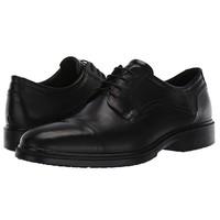 限尺码:ecco 爱步 里斯系列 235333 男士皮鞋