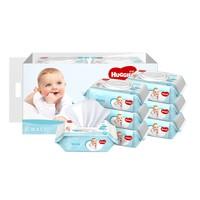 88VIP:HUGGIES 好奇 婴儿纯水湿巾 80抽 6包装 *3件