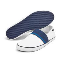 LACOSTE 39CMA0035N1-1 男士拼色帆布鞋