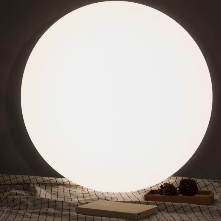 Yeelight易来 韶华LED吸顶灯 小米米家智能卧室客厅吸顶灯  圆形书房灯具阳台餐厅集成吊顶灯具 工程工业