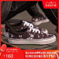 DCSHOECOUSA板鞋男女防滑耐磨运动休闲帆布鞋 ADYS300181-BWP *3件