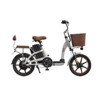 HIMO  C16 48V12AH锂电池 电动助力自行车