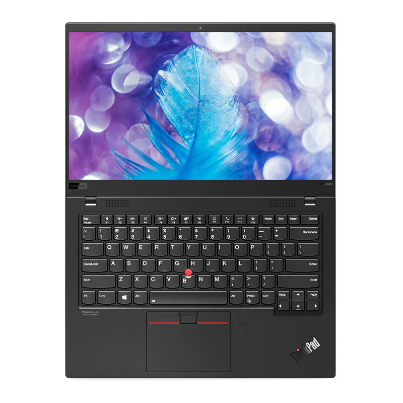 ThinkPad X1 Carbon 2020(37CD)14英寸笔记本电脑(i5-10210U、8G、512G)
