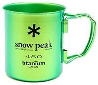 Snow Peak Ti-Single 450 水杯