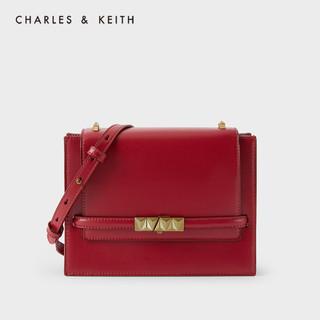 CHARLES & KEITH CHARLES&KEITH2021早春新品CK2-80270633单肩腋下包