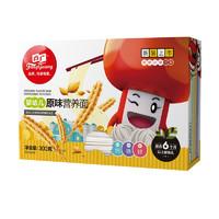 PLUS会员:FangGuang 方广 婴幼儿辅食 宝宝面条 300g/盒