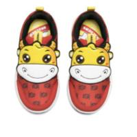 SKECHERS 斯凯奇 SPORT系列 407225N 新年限定小童学步鞋